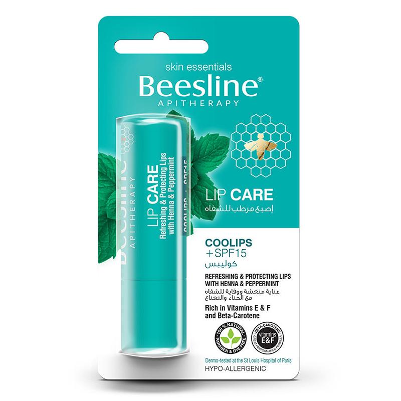 Beesline Lip Care Coolips + Spf 15