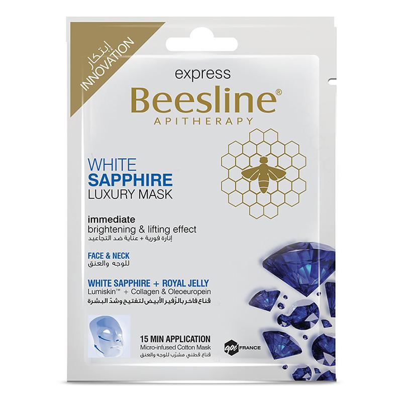 Beesline White Sapphire Luxury Mask 30Gm
