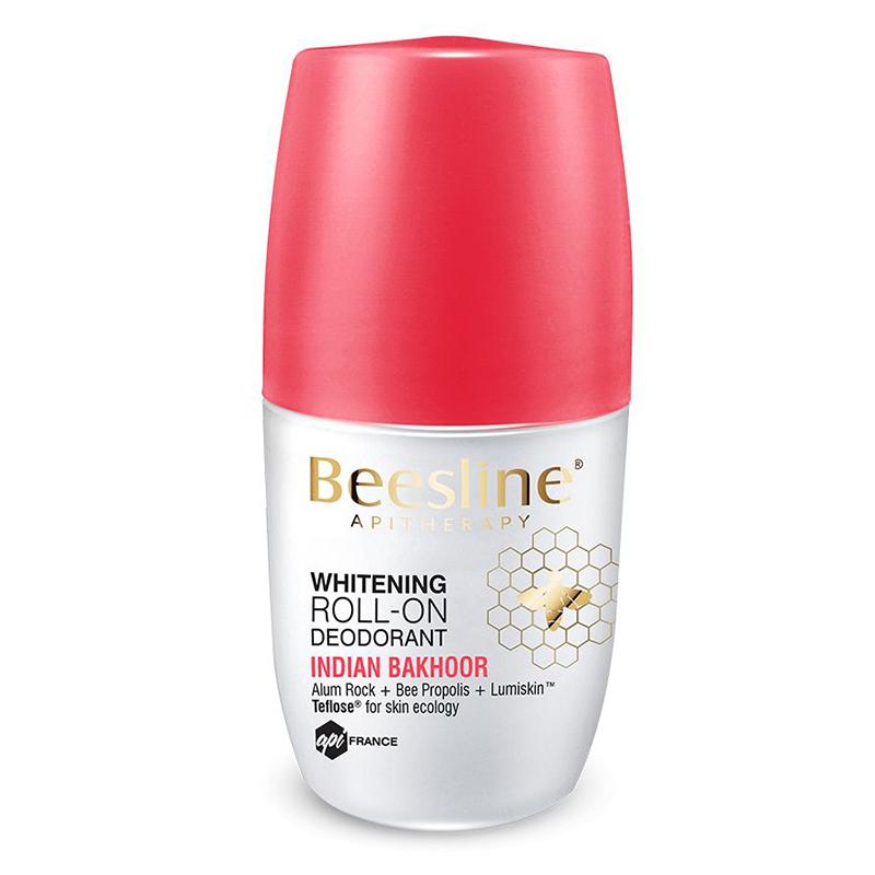 Beesline Whitening Roll-On Deodorant - Indian Bakhour 50ml