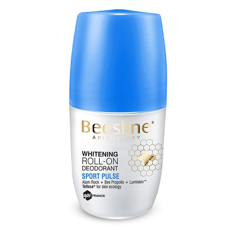 Beesline Whitening Roll-On Deodorant - Sport Pulse 50ml
