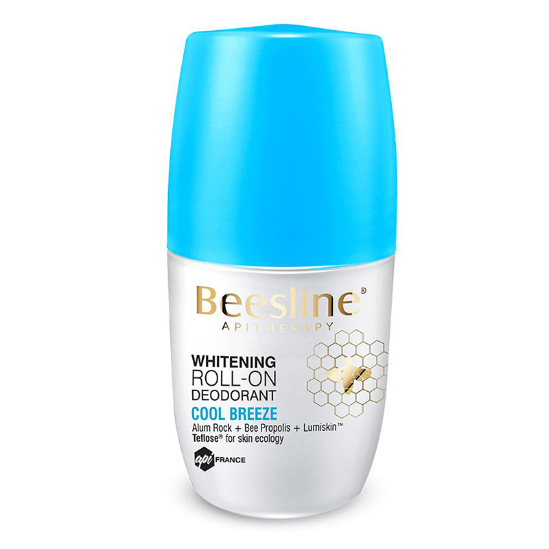 Beesline Whitening Roll-On Fragranced Deo Cool Breez 50ml