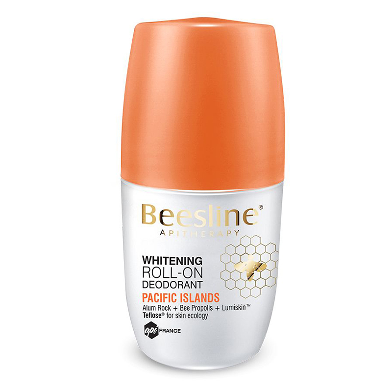 Beesline Whitening Roll-On Fragranced Deo Pacific Islands 50ml