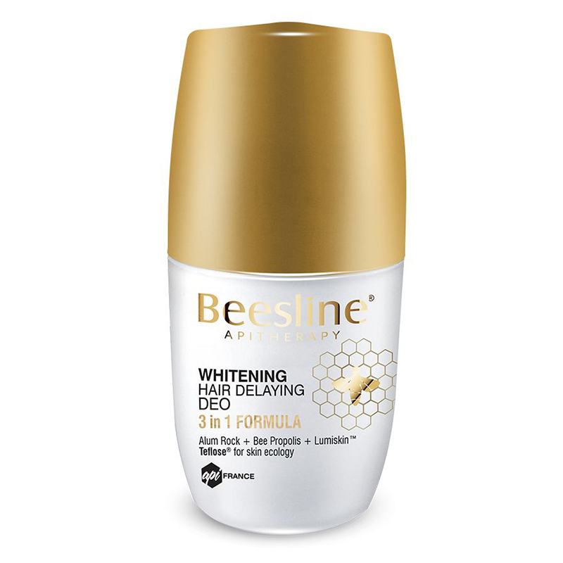 Buy Beesline Whitening Roll On Hair Delaying Deo 50ml In