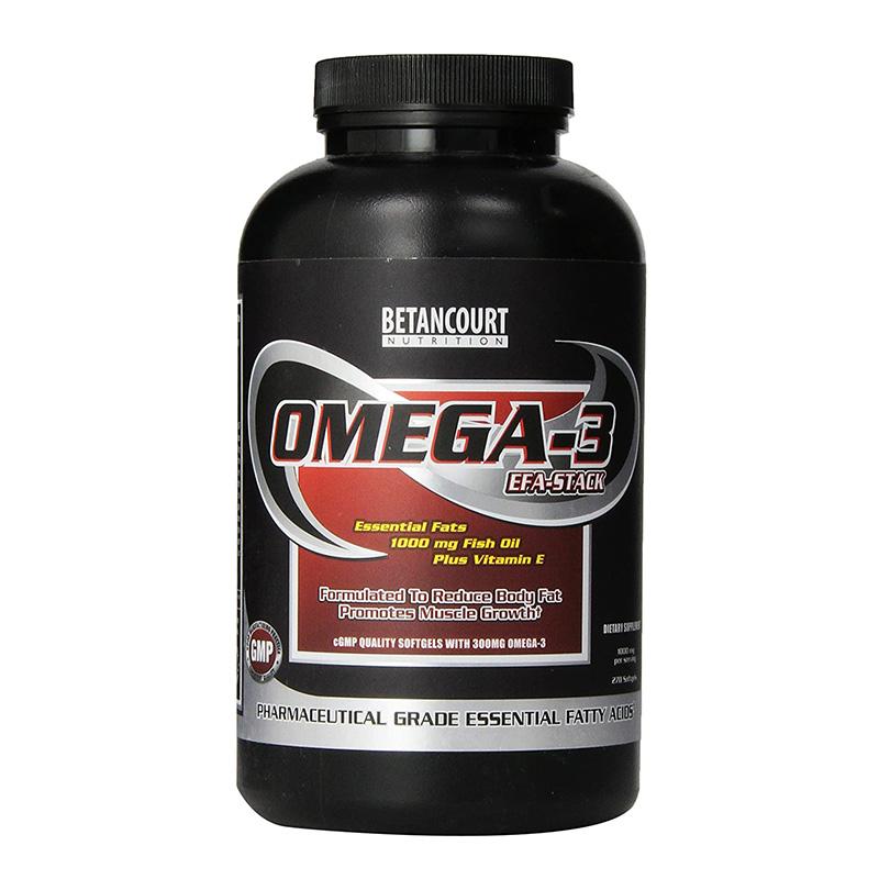 Betan Court Omega-3 270 Soft Gels