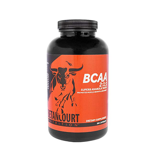 BetanCourt BCAA 2:1:1 300 Caps