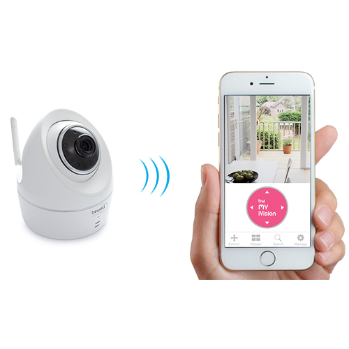 Bewell-Connect Myivision Smart Video IP Camera BW-CAM2 Dubai