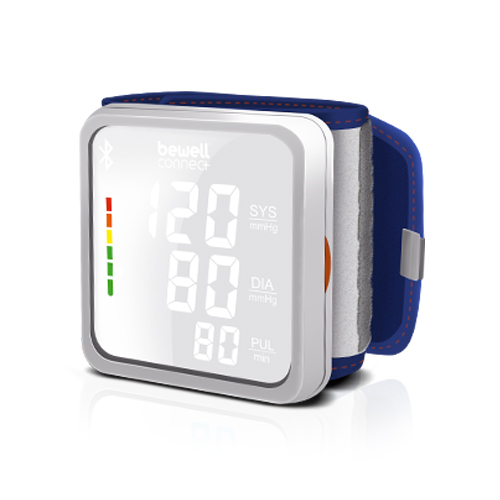Bewell-Connect Mytensio Wrist Blood Pressure Monitor BW-BW1 Dubai