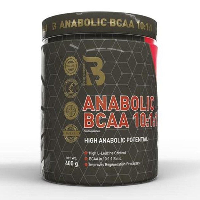 Big Fit Nutrition Anabolic BCAA 10:1:1 400g