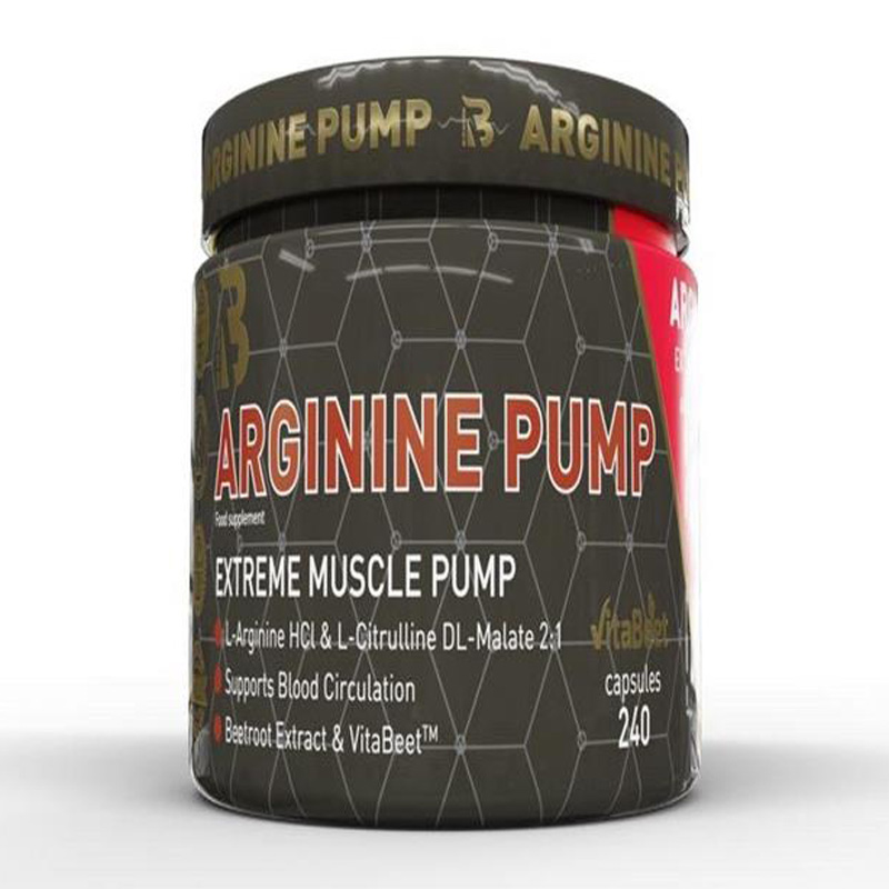 Big Fit Nutrition Arginine Pump 240 Caps