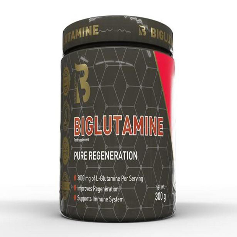 Big Fit Nutrition Big Glutamine 300g Pure