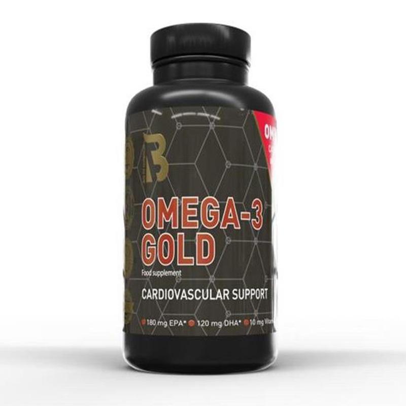 Big Fit Nutrition Omega Gold 60 SoftGel