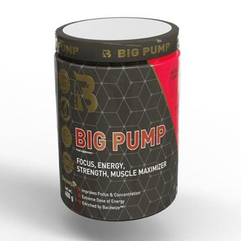 Big Fit Nutrition Pre Workout Big Pump 450g