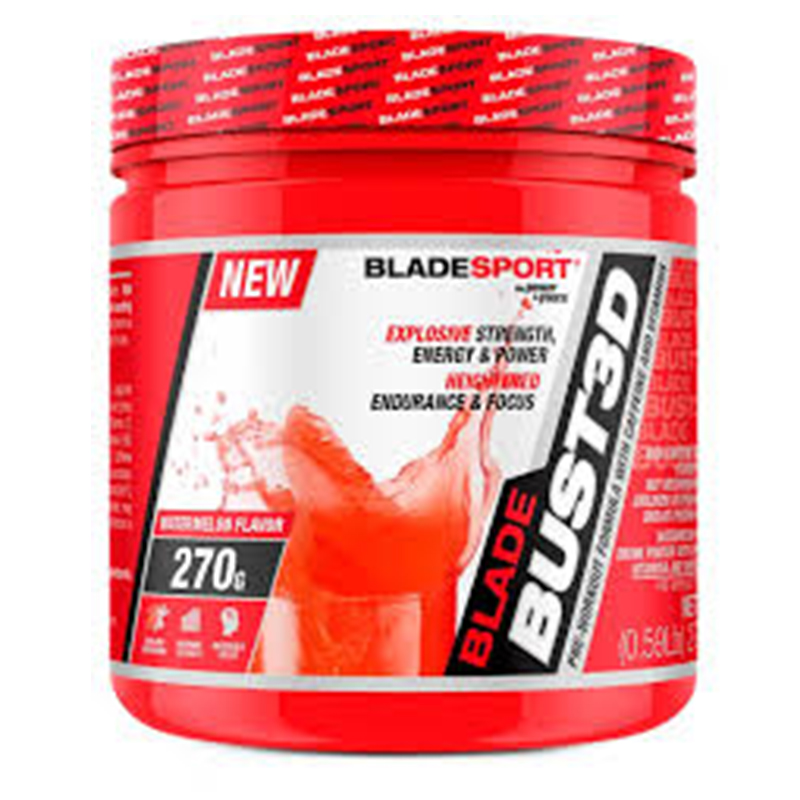 Blade Sports Bust 3D pre Workout 30 Servings