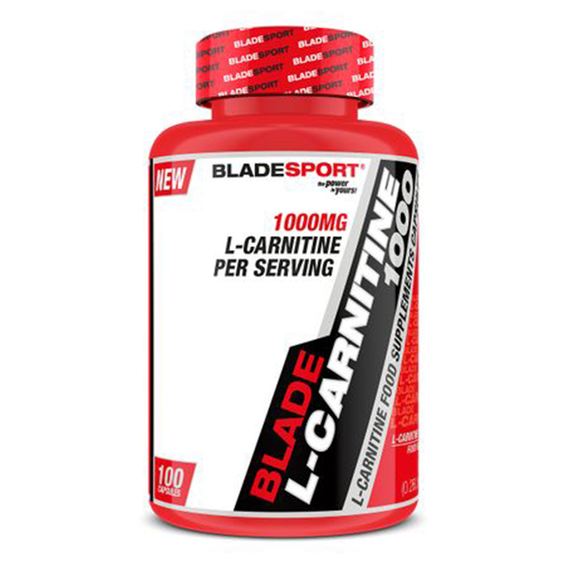 Blade Sports L Carnitine 750 mg100 Caps