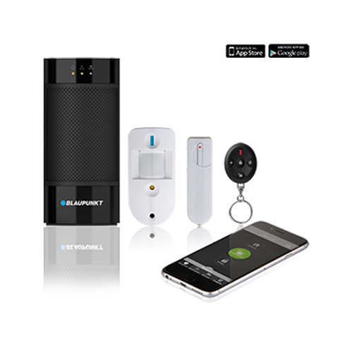 Blaupunkt Smart Home Alarm Starter Set - Q3200 Distrubutor in Dubai