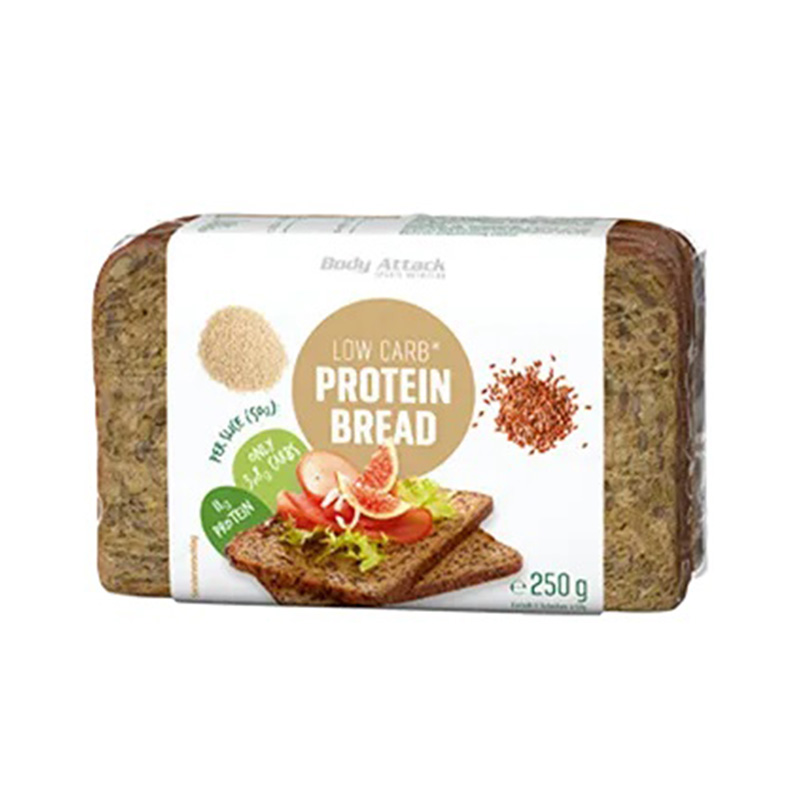 Body Attack Low Carb Protein Bread 1x9