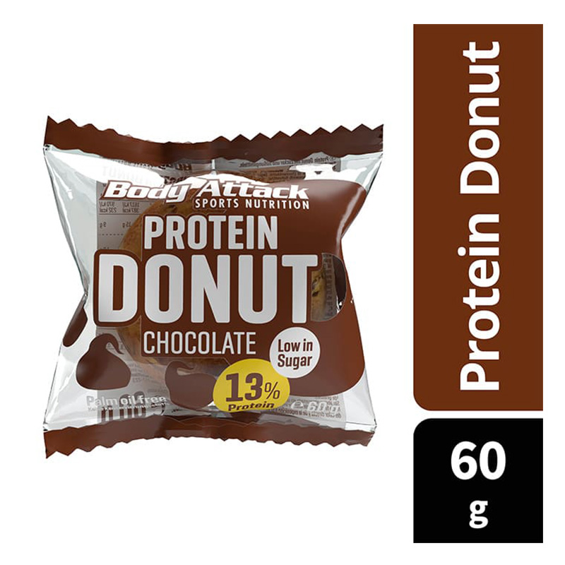 Body Attack Protein Donut 60 g 1 x 15 Donuts