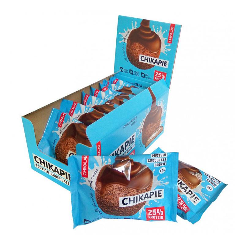 Bombbar Protein Chikapie Chocolate 9 in a Box