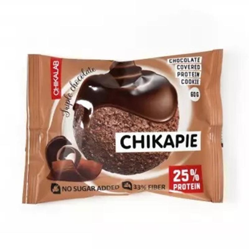 Bombbar Protein Chikapie Triple Chocolate 9 in a  Box
