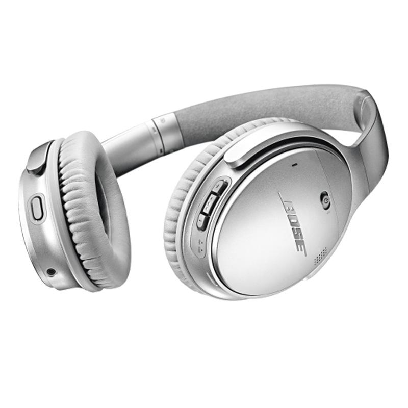 Bose Headphone Quiet Comfort QC 35 Silver