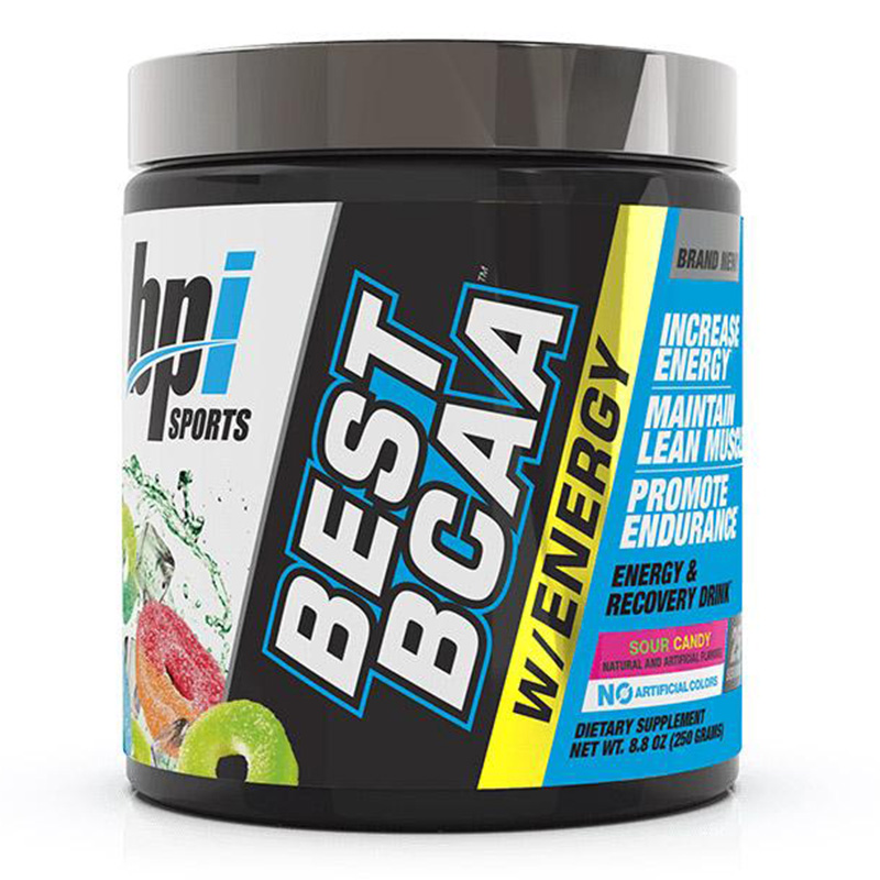 BPI Best BCAA With Energy 25 Servings