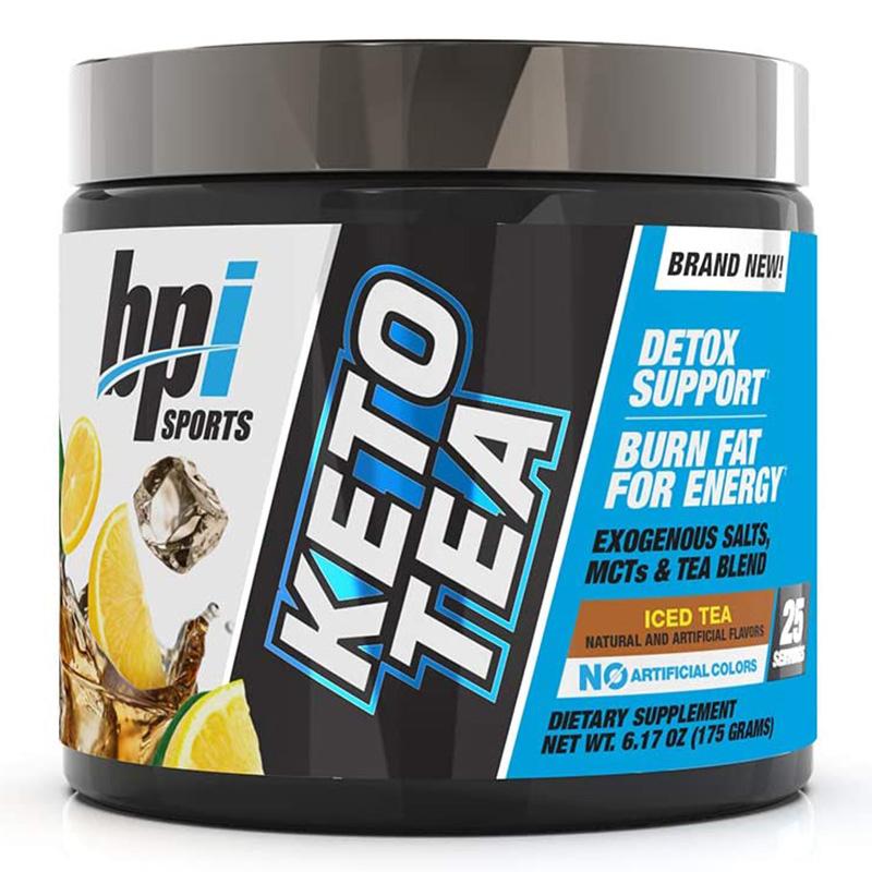BPI Keto Iced Tea 25 Servings