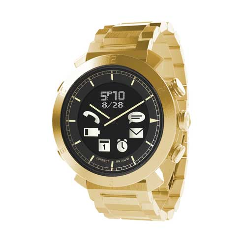 Buy Cogito Classic Stainless Steel Gold in Dubai