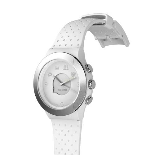 Buy Cogito FIT White Snow Smartwatch in UAE - Dubai