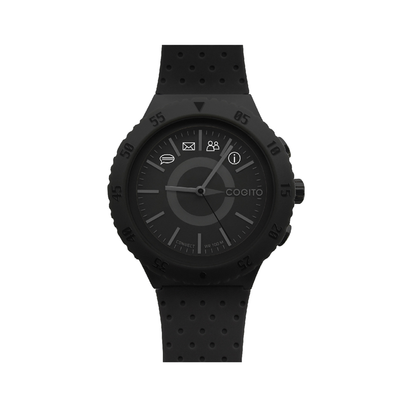Buy Cogito Pop Smartwatch Black Mamba Price in Dubai