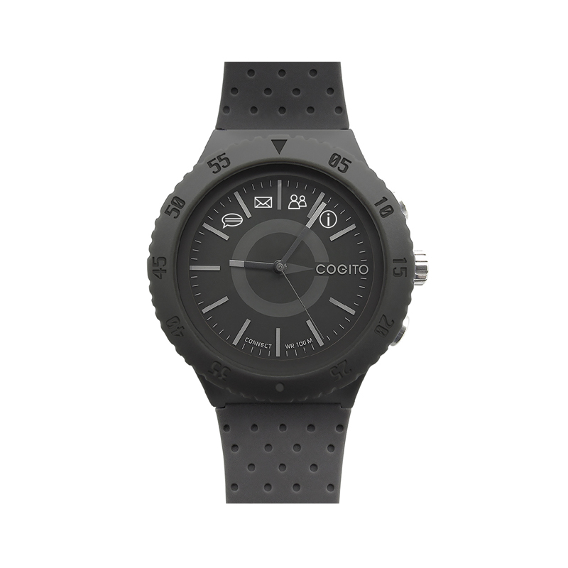 Buy Cogito Pop Smartwatch Grey in Dubai