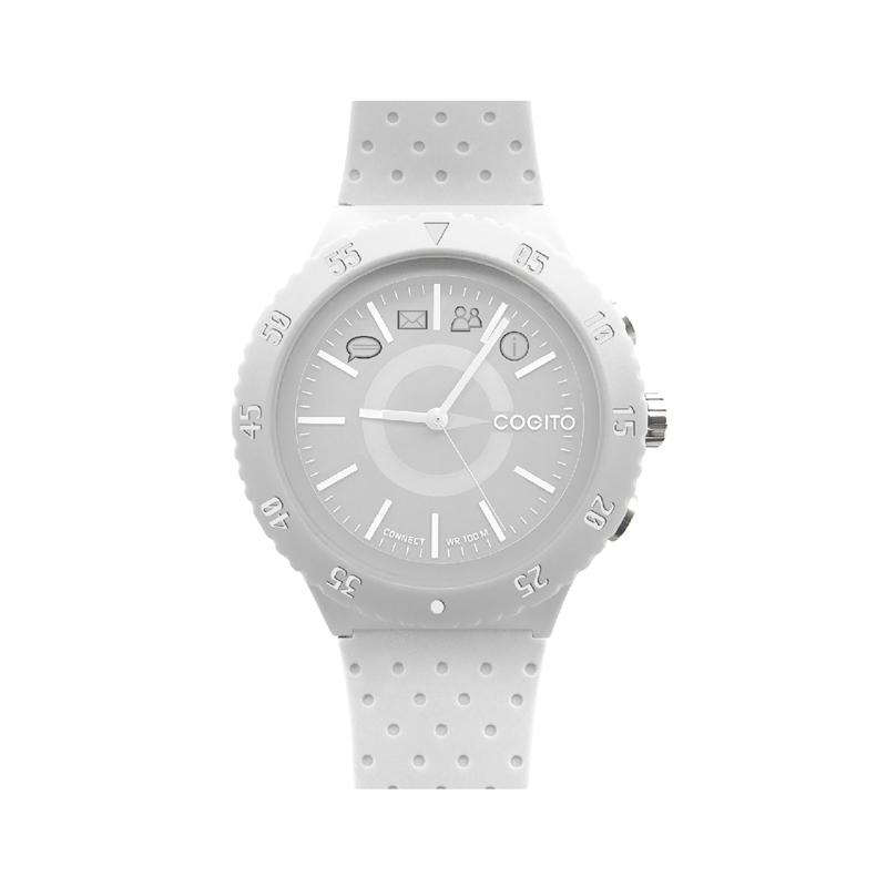 Buy Cogito Pop Smartwatch White in Dubai