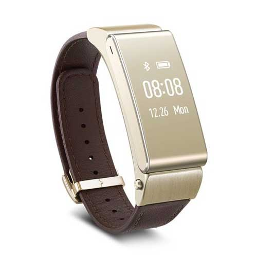 Buy Huawei Talkband B2 Rose Gold Brown in Dubai