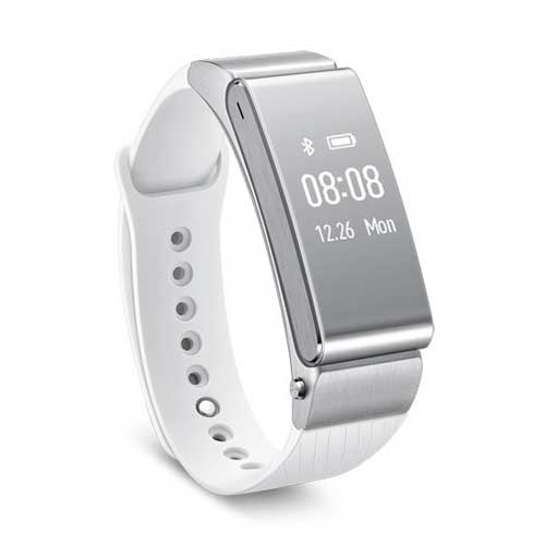Buy Huawei Talkband B2 White in Dubai