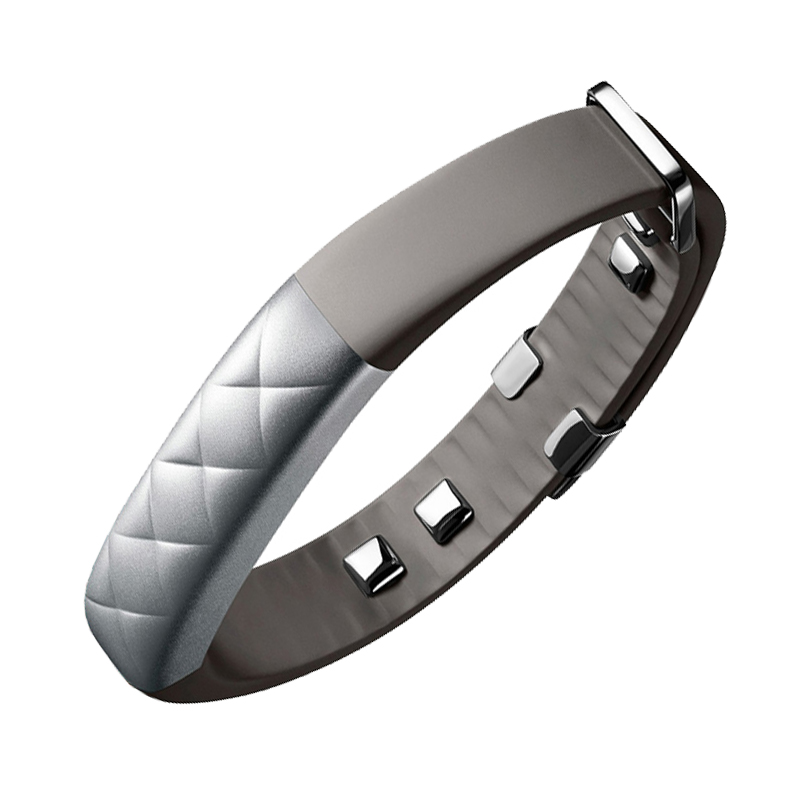 Buy UP3 By Jawbone Activity Tracker Silver Cross in Dubai