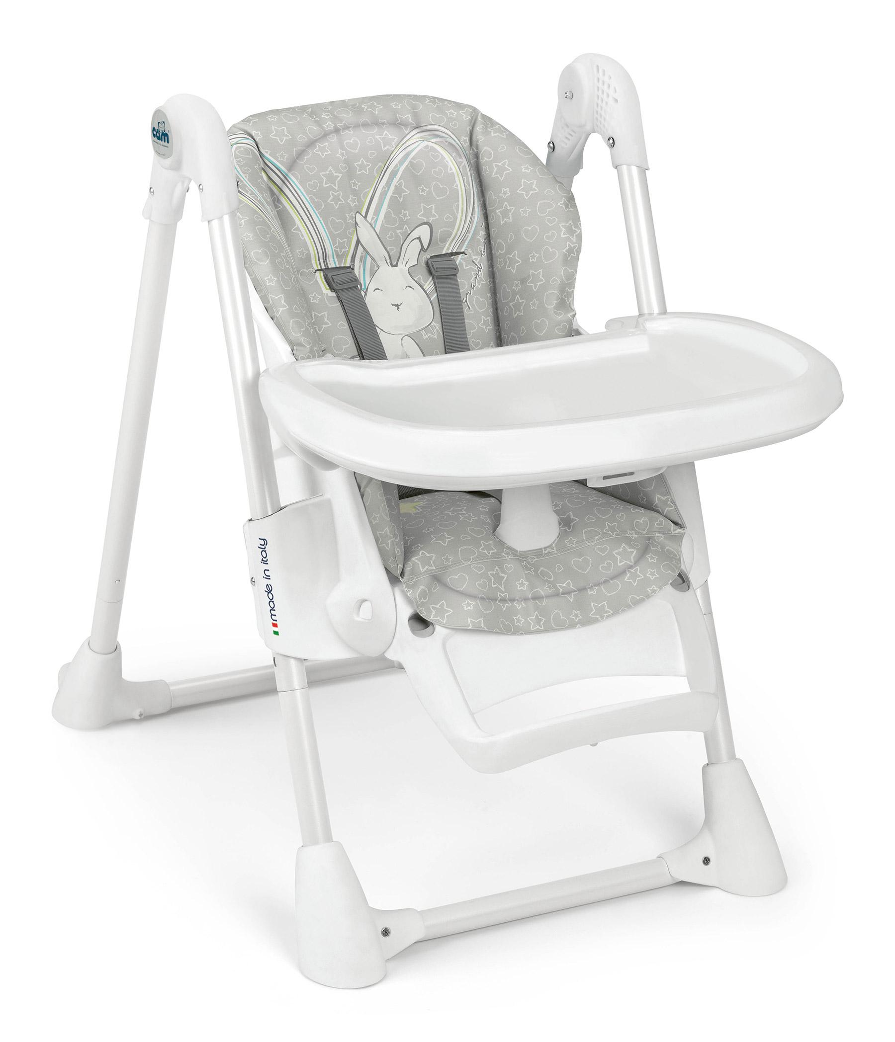 Buy Cam Pappananna Baby High Chair S2250 Series In Dubai