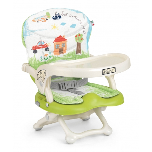 Buy Cam Smarty Pop Baby High Chair S333 Pop Series In