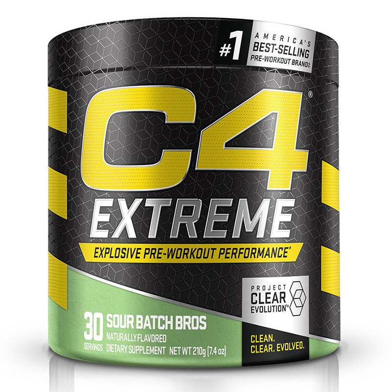 Cellucore C4 Extreme 30 Servings