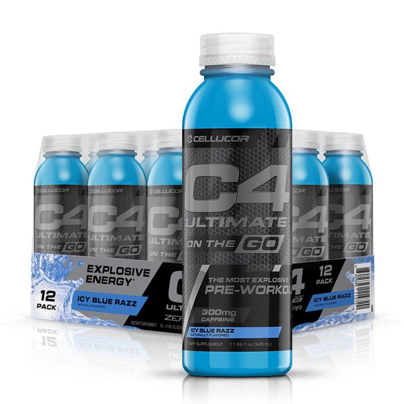 Cellucore C4 Ultimate Go RTD - 12 Pcs in Box