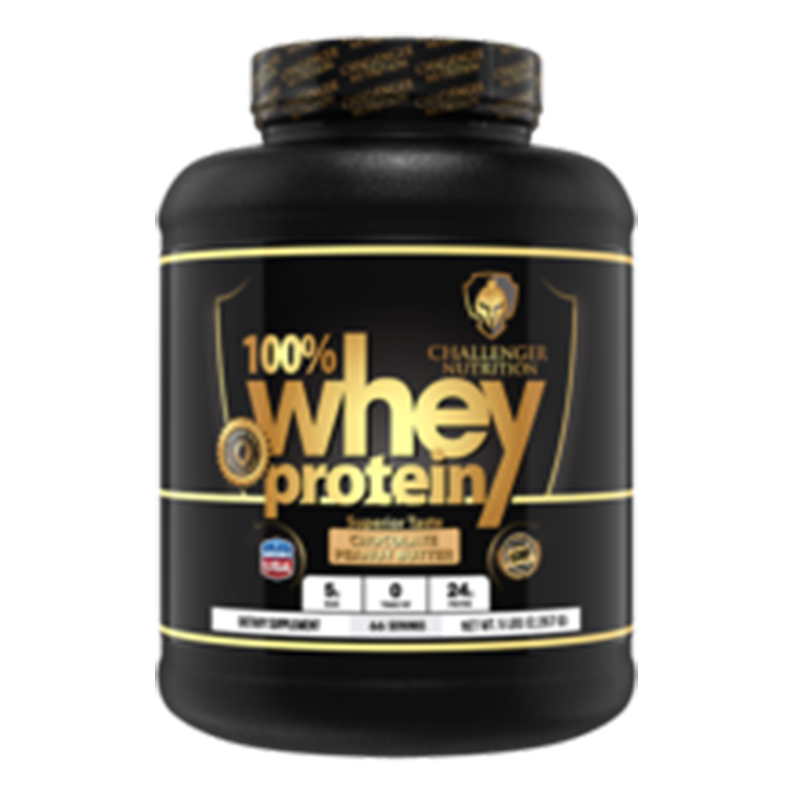 Challenger 100% Whey Protein 4 Lbs