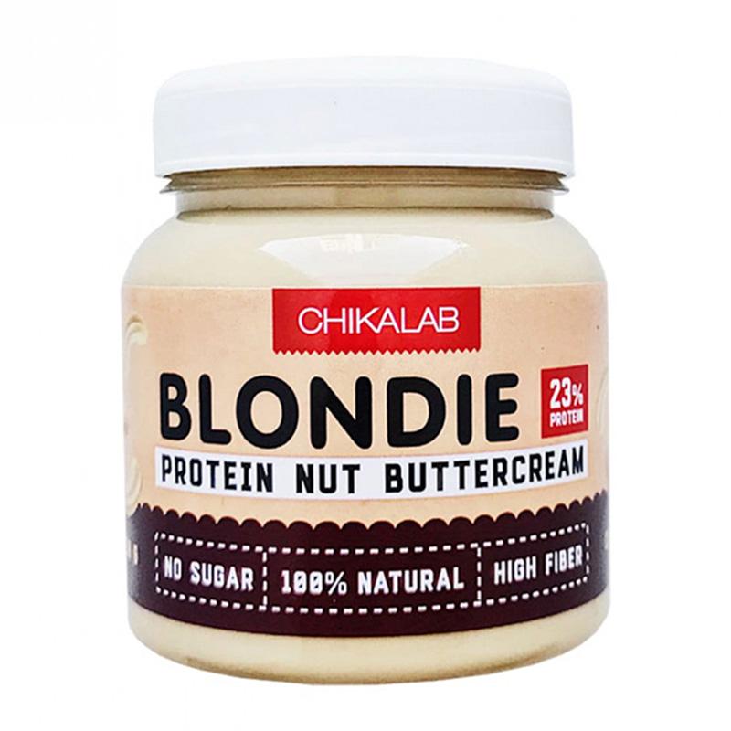 ChikaLab Blondie Protein Nuts with Cream Cashews 250 G