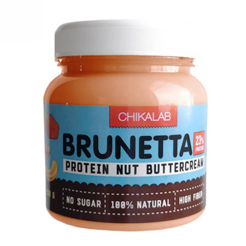 ChikaLab Brunetta Protein Nut Butter Cream 250 G