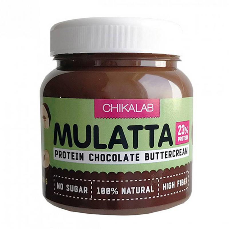 ChikaLab Mulatta Protein Chocolate Butter Cream 250 G