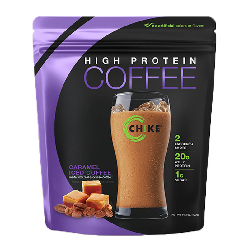 Chike High Protein Coffee Caramel - 462 g