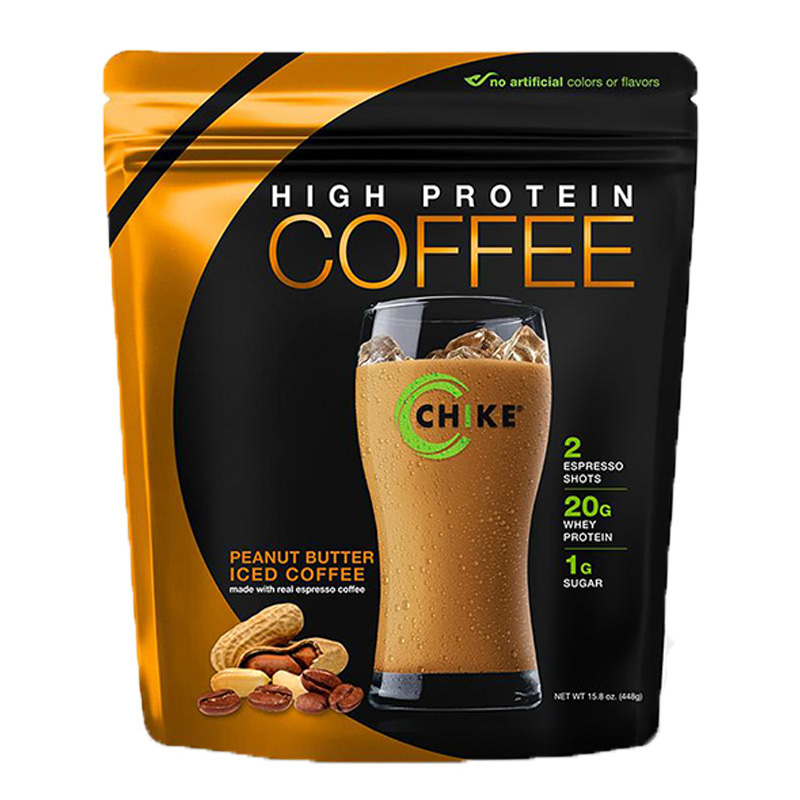 Chike High Protein Coffee Peanut Butter - 462 g