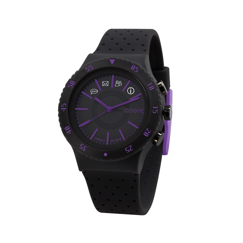 Cogito Black Watch Online Price in Dubai