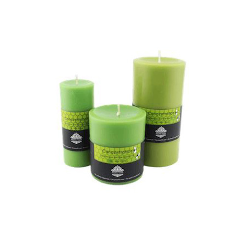 Concentration Aroma Beeswax Candles Distrubutor in Dubai