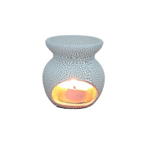 Crescent White Mini Aroma Candle Diffusers Distrubutor in Dubai