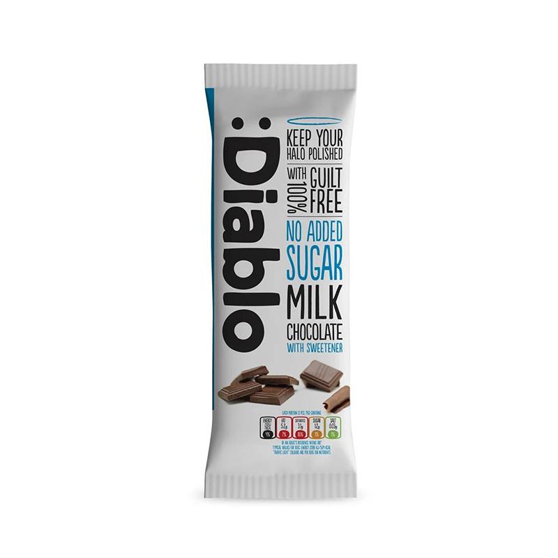 Diablo Milk Chocolate 1x15 Packs