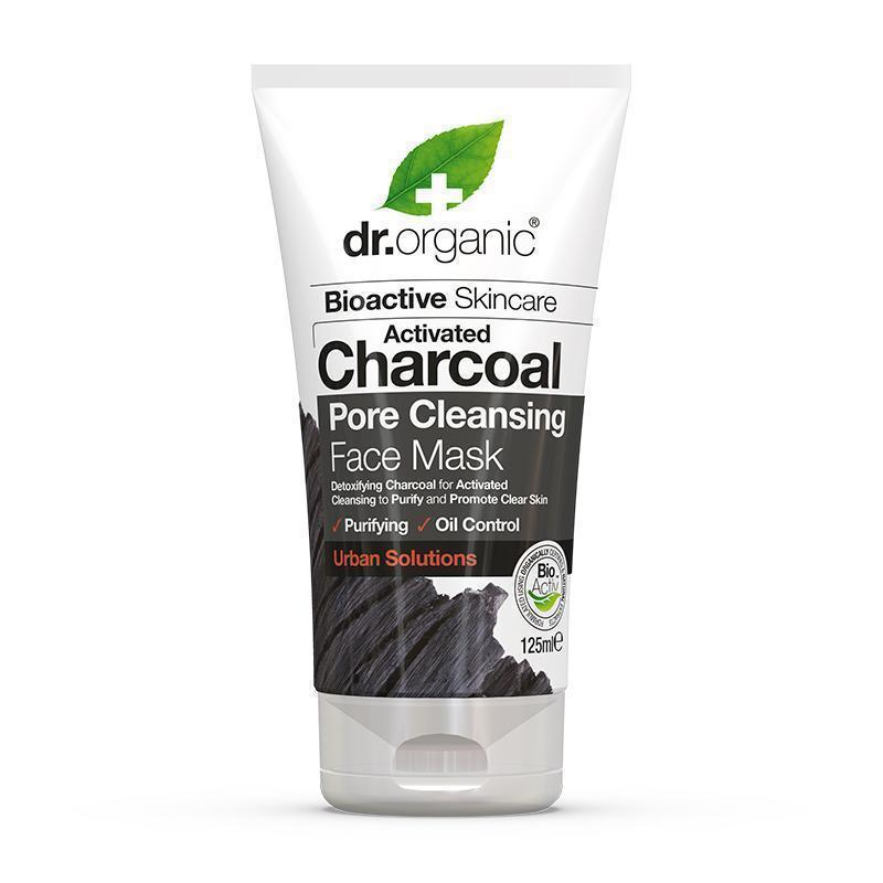 Dr. Organic Charcoal Face Mask 125ml