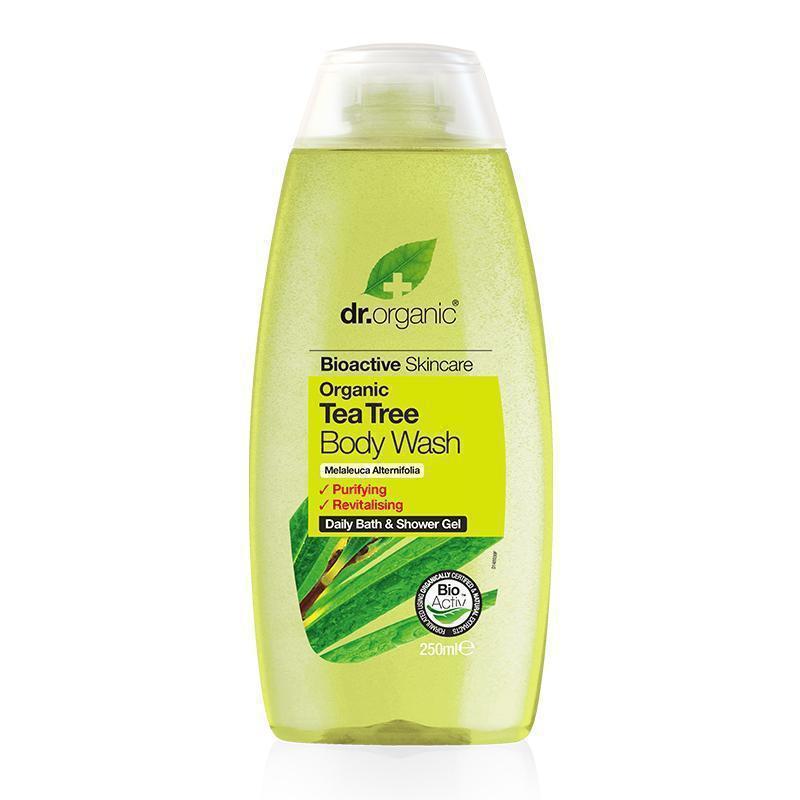 Dr. Organic Tea Tree Body Wash 250ml